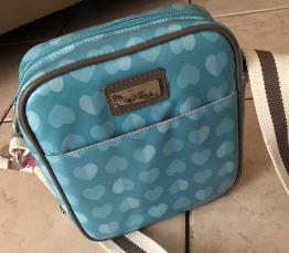 Beau & Elliot Baby Bottle Bag (Blue) - insulated