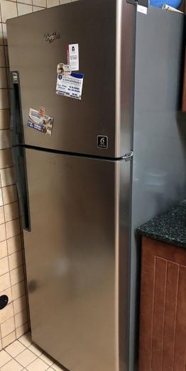 Whirlpool Top Mount Refrigerator 360 Litres WTM452RSS