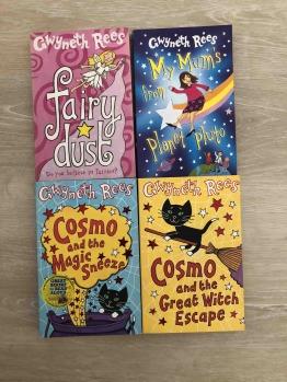 Children books by Gwyneth Rees