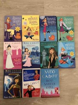 Meg Cabot - Children books set