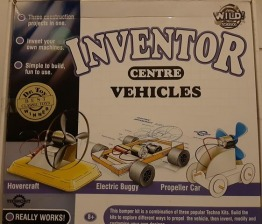 Inventor Vehicles