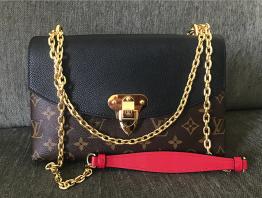 Authentic Louis Vuitton Saint Placide Chain Bag