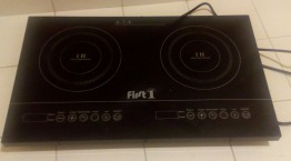 ELECTRIC INDUCTION STOVE (DOUBLE)