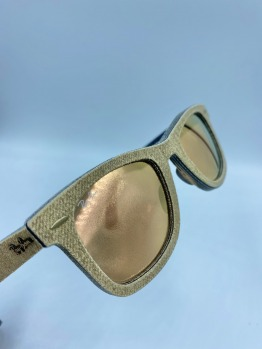 Ray-Ban® Wayfarer Blue Denim Sunglasses