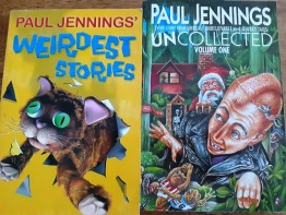 Paul Jennings Uncollected and Weirdest stories