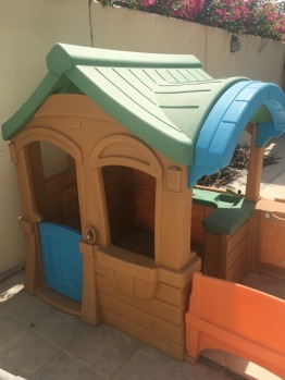 Playhouse Outdoor from Step 2