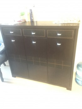 SELLING HOME CENTER BOUGHT HOUSE FURNITURE EXCELLENT CONDITION JUST 1.5 YEARS OLD