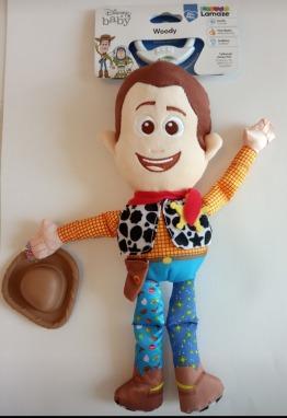 New Woody Disney / Lamaze Lmtd Ed clipNgo baby toy