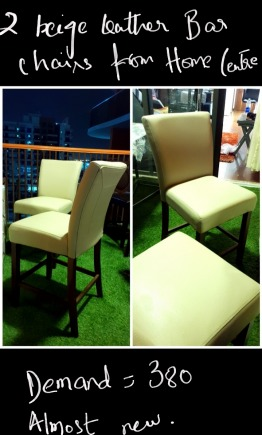 Furniture from Home Centre for sale