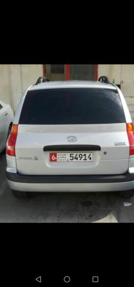Hyundai matrix 2003 for sale automatic