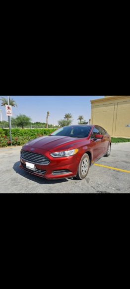Ford Fusion 2014 lady owner
