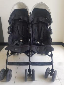 Stroller Maclaren Twin Techno