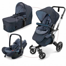 Trio mobility set (buggy + car seat + carrycot)