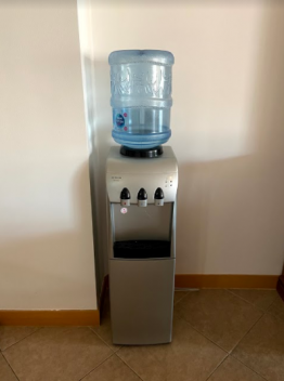 Water cooler, 1+ years, In excellent condition.
