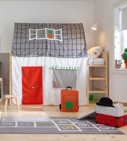 IKEA KIDS BED with Mattresses