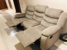 Recliner Sofa 3+2
