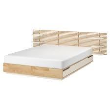 IKEA Mandal Bed + storage + mattress (free)