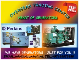 OTC POWER-supply for generators
