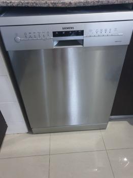 Siemens 3-rack dishwasher