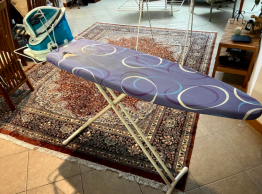 Tefal Iron + Ironing Board, 1+ Years, Good Condition
