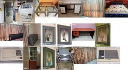 Furniture and Home Appliances for immediate sale: