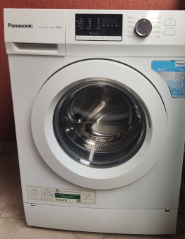 Panasonic washing machine on sale