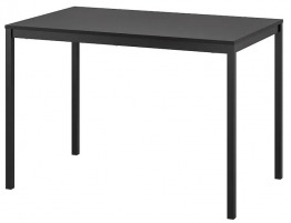 table, kitchen or office, black