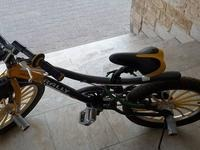 MOUNTAIN RALLY BICYCLE