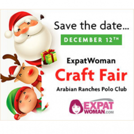 ExpatWoman's Craft Fair
