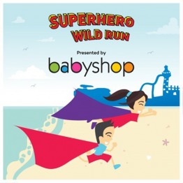 Superhero Wild Run