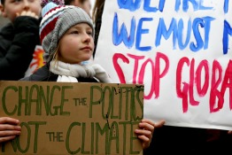 What kids should learn about climate change
