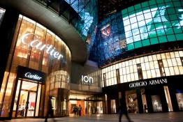 Shopping Malls in Singapore