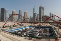 DMCC Uptown Dubai Development
