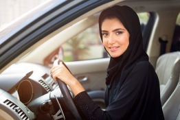 Restrictions on Female Chauffeurs in Saudi Arabia