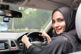 Women in Saudi Arabia with Overseas Licences Can Now Apply for Their Saudi Driving Licence