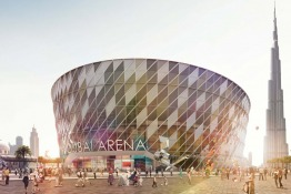 Dubai Arena is set to open in 2019