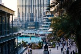 Dubai's resident population is now over 3.1 million