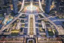 Dubai Square by Emaar and Dubai Holding