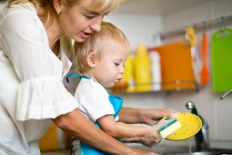 5 Steps to Getting the Kids to Help Out with Chores