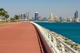 In Pictures: The New Palm Jumeirah Boardwalk