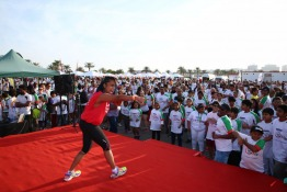 The Emirates NBD Unity Run is Returning for 2019