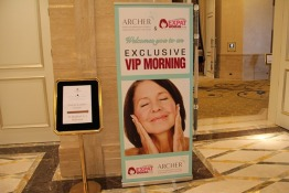 An Elegant VIP Morning