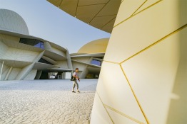 Explore the National Museum of Qatar