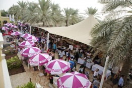 Photo Gallery from ExpatWoman Festive Family Fair Dubai