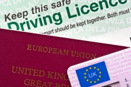 Driving on your UK driving licence if resident of another country