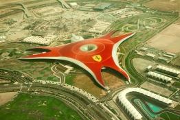 Your Guide to Ferrari World Abu Dhabi