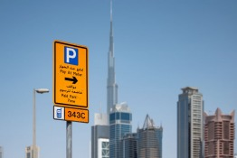 Free Parking in Dubai for Islamic New Year 2019