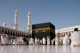Hajj 2018 in Mecca, Saudi Arabia