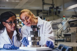 STEM Gender Gap | University of Birmingham Dubai