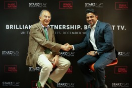 STARZPLAY and Image Nation